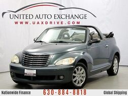 2006_Chrysler_PT Cruiser_Touring Convertible_ Addison IL