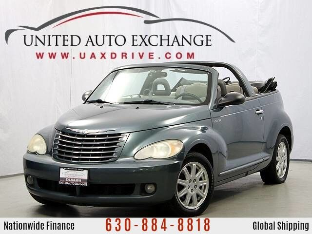 2006 Chrysler PT Cruiser Touring Convertible Addison IL