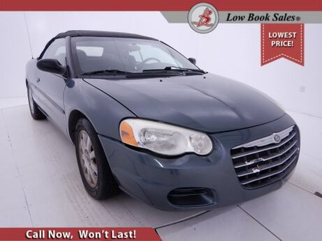 2006_Chrysler_SEBRING_GTC_ Salt Lake City UT