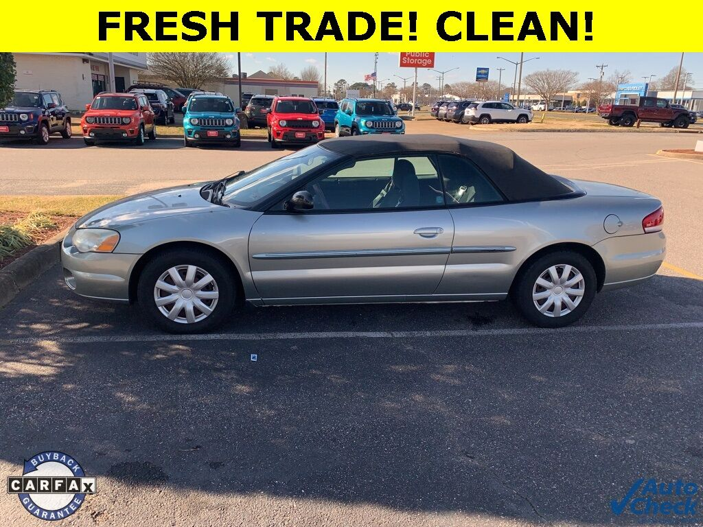 2006 Chrysler Sebring Base Chesapeake VA
