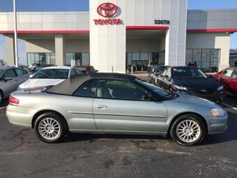 2006_Chrysler_Sebring Conv_2dr Touring_ Richmond KY