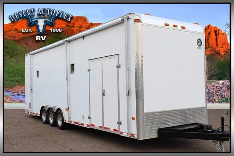 2006 Classic Terminator Enclosed Car Hauler Mesa AZ