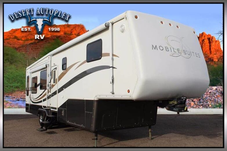 2006 DRV Mobile Suites 36RS3 Triple Slide Fifth Wheel RV Mesa AZ