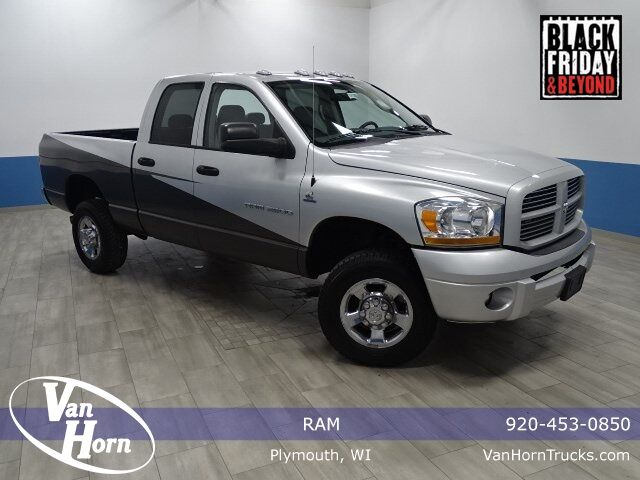 2006 Dodge 2500 Sport Plymouth WI