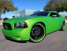 Dodge Charger R/T West Coast Customs Coupe 2006