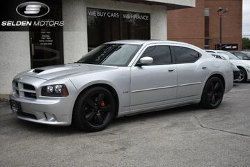2006_Dodge_Charger_SRT8_ Conshohocken PA