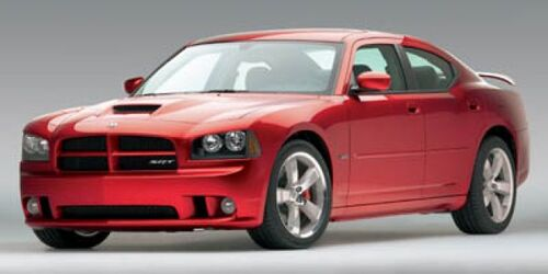 2006_Dodge_Charger_SRT8_ Redwater AB