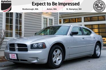 2006_Dodge_Charger_SXT_ Boxborough MA