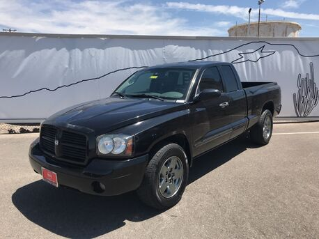 2006_Dodge_Dakota_SLT_ El Paso TX