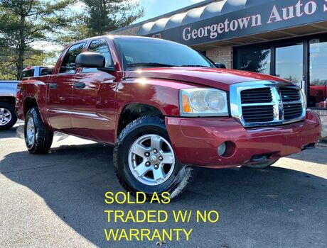 2006 Dodge Dakota SLT Georgetown KY