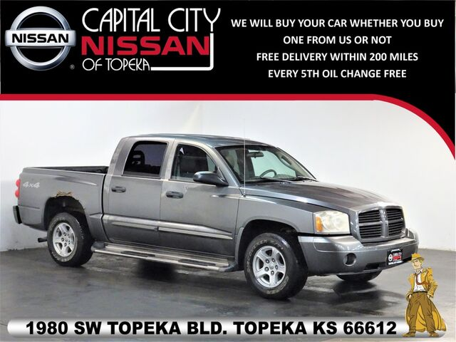 2006 Dodge Dakota SLT Topeka KS
