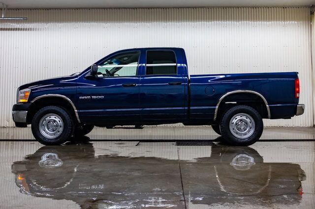2006 Dodge Ram 1500 4x4 Quad Cab ST Red Deer AB
