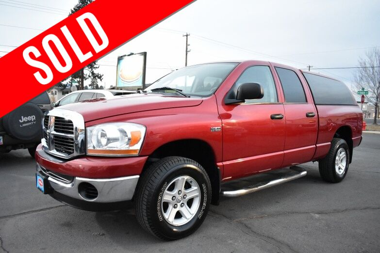 2006 Dodge Ram 1500 Quad Cab 4WD SLT Bend OR