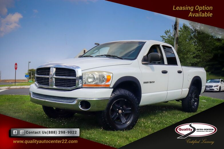 2006 Dodge Ram 1500 SLT Customer Preferred Order Selection PKG Springfield NJ