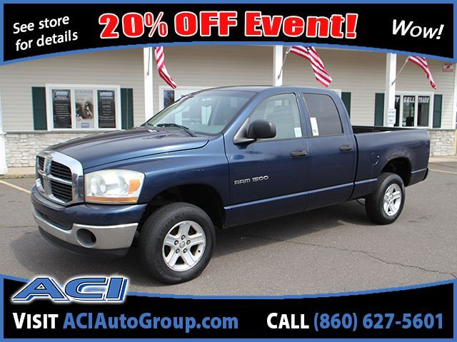 2006 Dodge Ram 1500 ST East Windsor CT