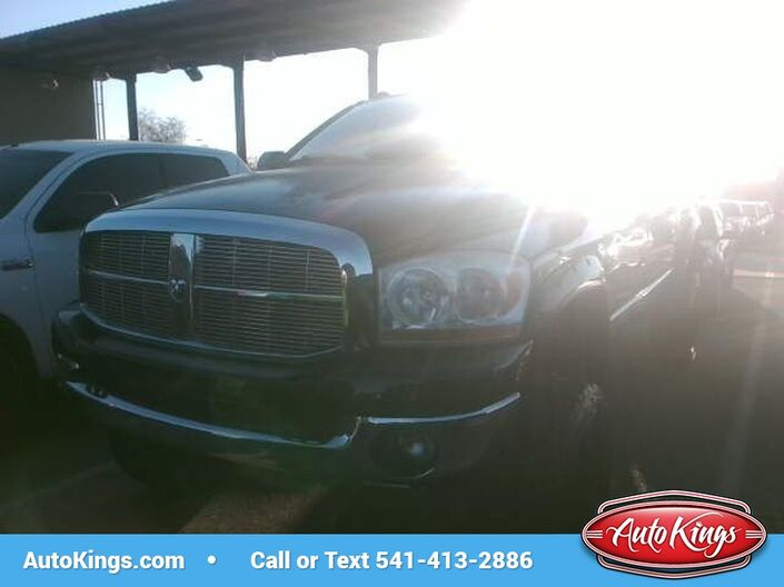 2006 Dodge Ram 2500 Mega Cab 160.5 4WD SLT Bend OR