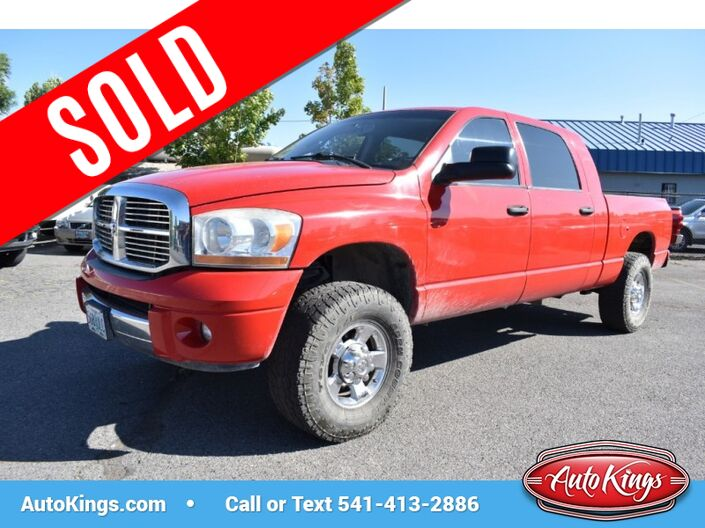 2006 Dodge Ram 2500 Mega Cab 4WD Laramie Bend OR