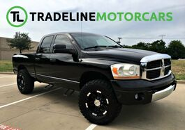 2006_Dodge_Ram 2500_SLT LIFTED, 35's, LOW MILES...AND MUCH MORE!!!_ CARROLLTON TX