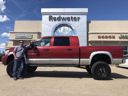 2006_Dodge_Ram 3500_Laramie - 5.9L Cummins - One Owner_ Redwater AB