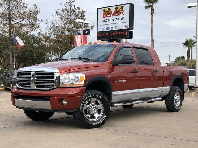2006_Dodge_Ram 3500_Laramie_ Houston TX