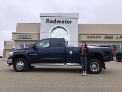 2006_Dodge_Ram 3500_SLT Dually Crew Cab - 5.9L Cummins Diesel - G56 6 Speed Manual - Low Low Kms_ Redwater AB