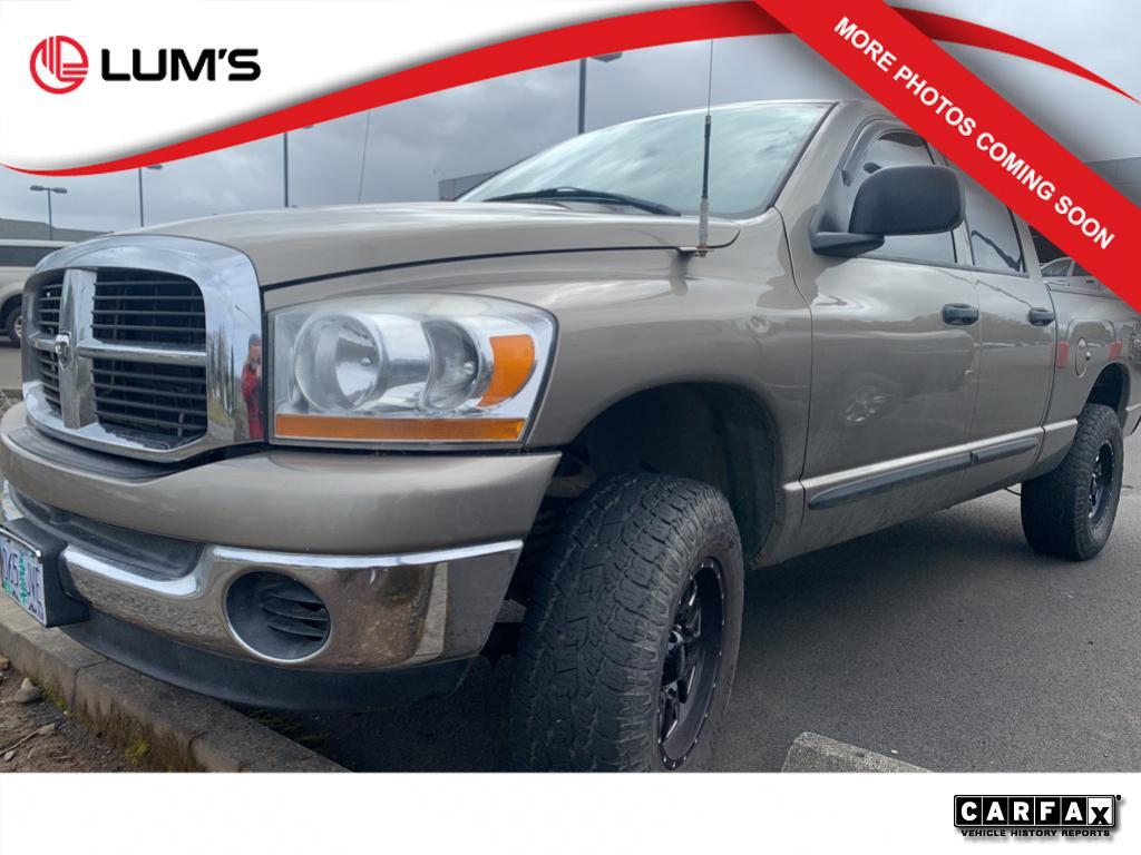 2006 Dodge Ram Pickup SLT Warrenton OR