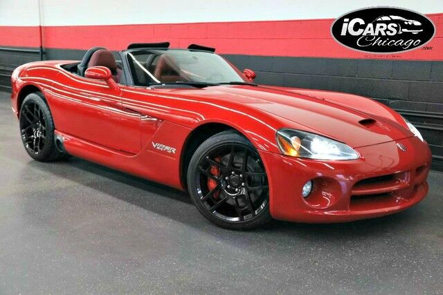 2006 Dodge Viper SRT-10 2dr Convertible Chicago IL