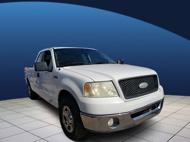 2006 FORD F-150 STX PICKUP 4D 5 1/2 FT