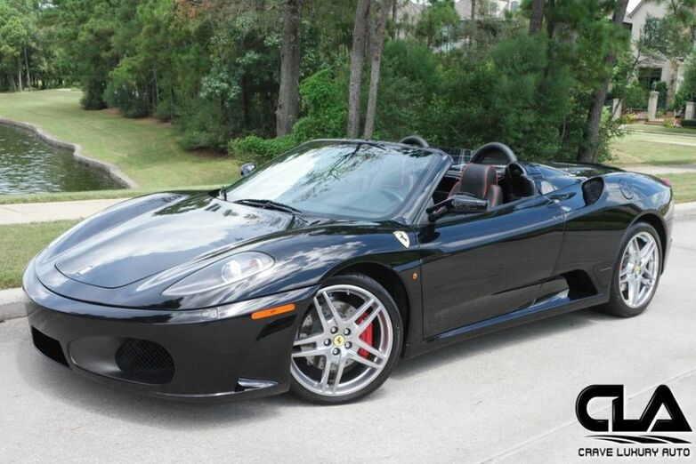 2006 Ferrari F430 Spider  The Woodlands TX