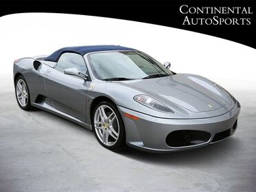 2006_Ferrari_F430_Spider_ Chicago IL