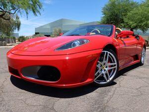 2006_Ferrari_F430_Spider_ Scottsdale AZ