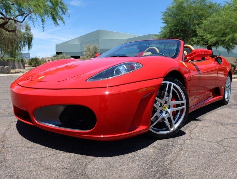 2006 Ferrari F430 Spider Scottsdale AZ