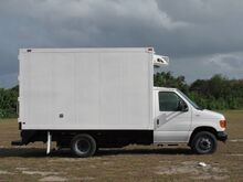2006_Ford_E-350_12' Refrigerated Box_ Homestead FL