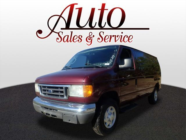 2006 Ford E-Series Wagon E-350 XL Super Duty Indianapolis IN
