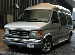 2006 Ford Econoline Cargo Van Recreational