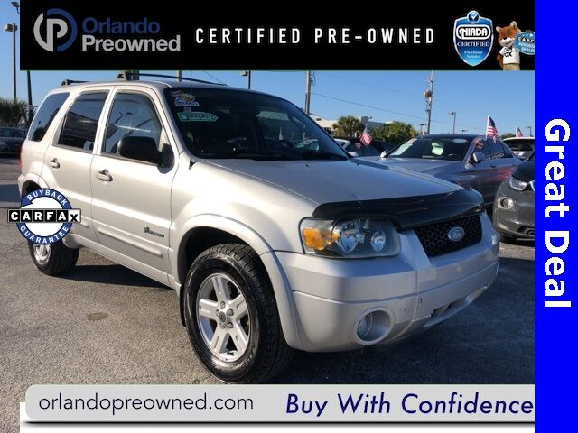 2006 Ford Escape Hybrid Orlando FL