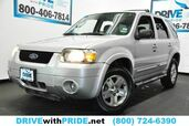 2006 Ford Escape LIMITED REAR SENSORS HEATED LEATHER STS SUNROOF ALLOYS