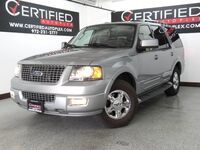 Ford Expedition LIMITED EDDIE BAUER PKG 2ND ROW CAPTAIN SEATS HEATED COOLED LEATHER SEATS W 2006
