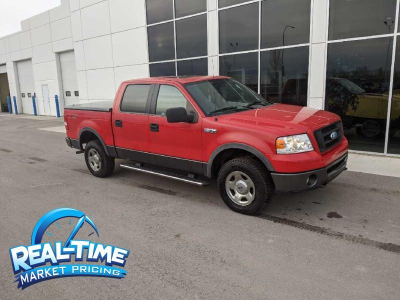 2006_Ford_F-150_FX4_ High River AB