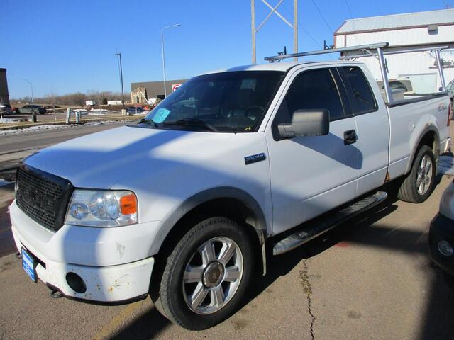 2006 Ford F-150 FX4 SuperCab Sioux Falls SD