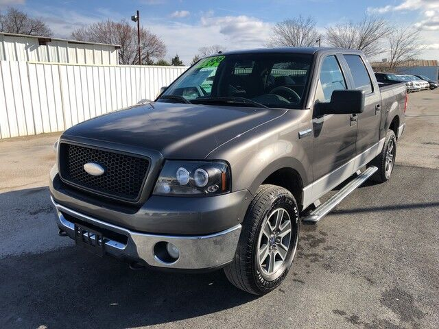 2006 Ford F-150 Lariat Gainesville TX