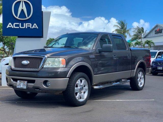 2006 Ford F-150 Lariat 4dr SuperCrew 4WD Styleside 5.5 ft. SB Kahului HI