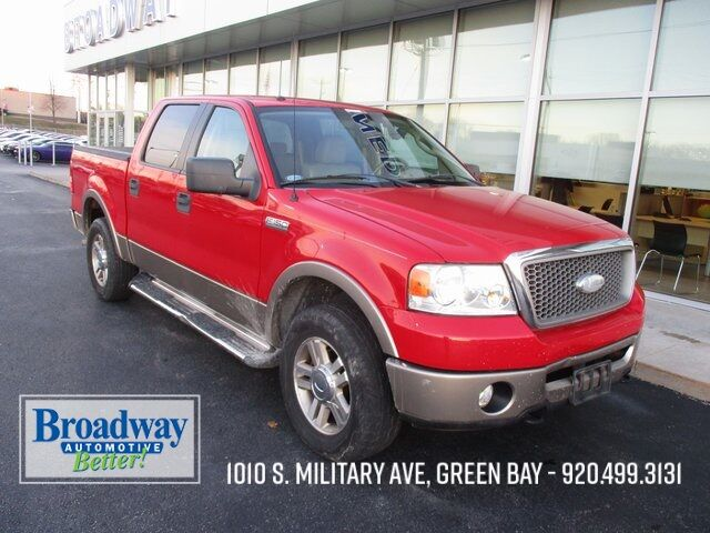 2006 Ford F-150 Lariat Green Bay WI