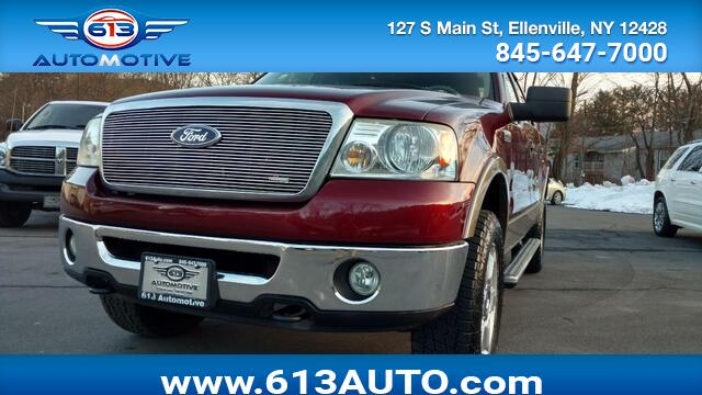 2006 Ford F-150 Lariat SuperCrew 4WD Ulster County NY