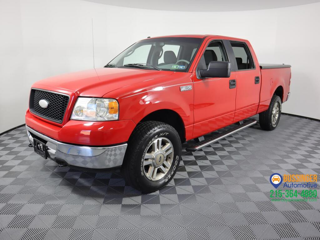 2006 Ford F-150 Super Crew XLT 4x4 Feasterville PA