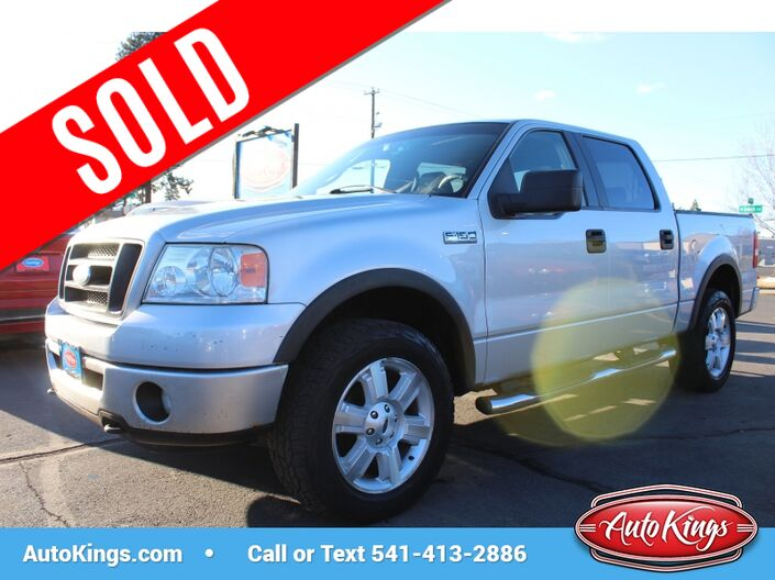 2006 Ford F-150 SuperCrew 139  FX4 4WD Bend OR