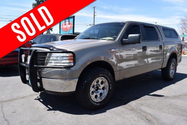 2006 Ford F-150 SuperCrew XLT 4WD Bend OR