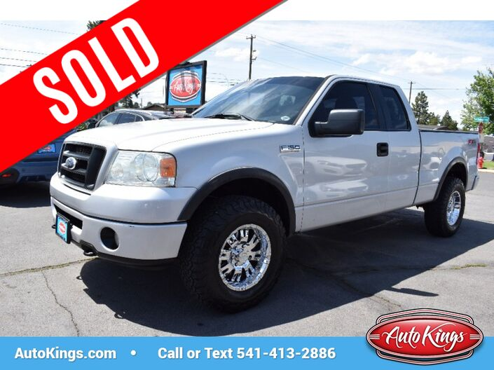 2006 Ford F-150 Supercab 145 FX4 4WD Bend OR