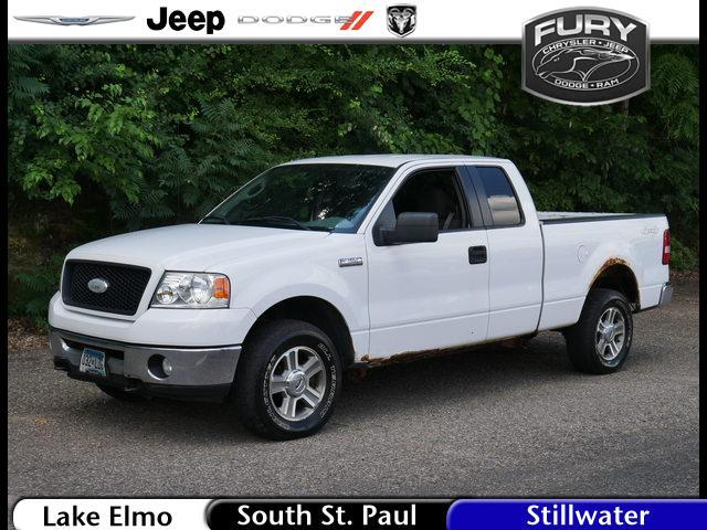 2006 Ford F-150 Supercab 145 XLT 4WD St. Paul MN