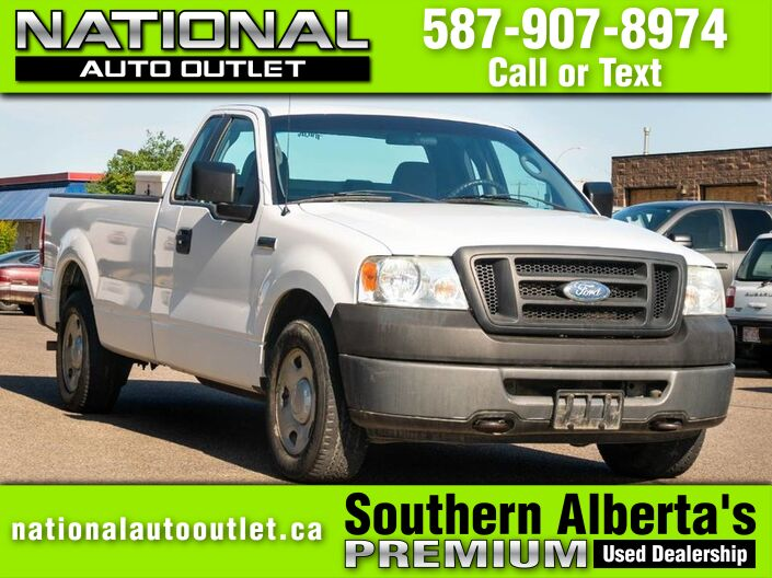 2006 Ford F-150 XL - ONE OWNER - CLEAN CARFAX Lethbridge AB